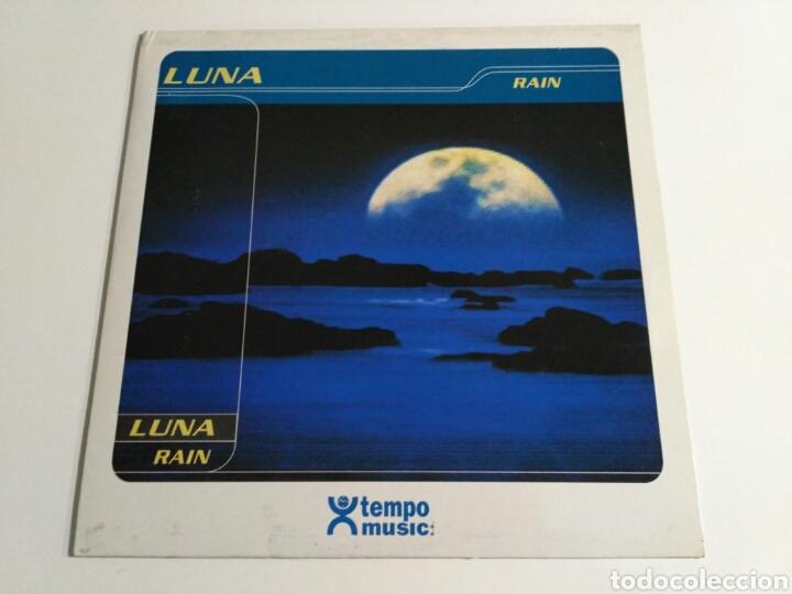 LUNA - RAIN (Música - Discos de Vinilo - Maxi Singles - Disco y Dance)