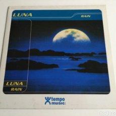 Discos de vinilo: LUNA - RAIN. Lote 140767700