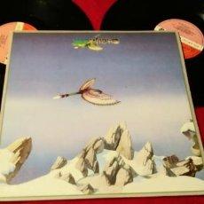 Discos de vinilo: YES - YESSHOWS ATLANTIC 1980 .. 2 LP´S - PORTADA ABIRTA - CON FOTOS - ATLANTIC ESPAÑOL 1980. Lote 140797886