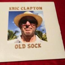 Discos de vinilo: ERIC CLAPTON - OLD SOCK .. LP 2 DISCOS - POLYDOR DE 2013 NUEVO Y PRECINTADO. Lote 140799262