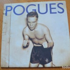 Discos de vinilo: THE POGUES - PEACE AND LOVE LP 1989. Lote 140804910
