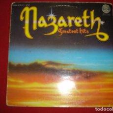 Discos de vinilo: NAZARETH, GREATEST HITS, ED. ESPAÑA, 1976. Lote 140811622