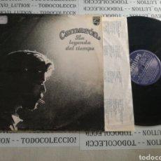 Discos de vinilo: CAMARÓN LA LEYENDA DEL TIEMPO.. Lote 140837157
