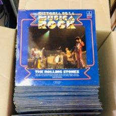 Discos de vinilo: HISTORIA ROCK VINILO. Lote 140837690