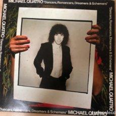 Discos de vinilo: MICHAEL QUATRO DISCO VINILO LP. Lote 140838214