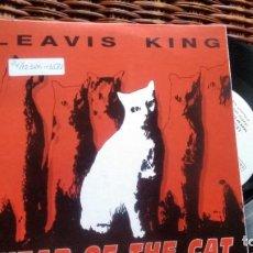 Discos de vinilo: SINGLE (VINILO) DE LEAVIS KING AÑOS 90. Lote 140840610