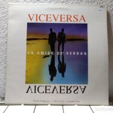 Discos de vinilo: VICEVERSA. Lote 140840830