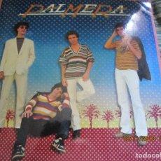 Discos de vinilo: PALMERA - PALMERA LP - PROMOCIONAL ORIGINAL ESPAÑOL - MOVIEPLAY 1981 - LABEL BLANCA. Lote 140844490