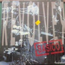 Discos de vinilo: REVOLVER, BASICO, WEA RECORDS, 1993, MADE IN GERMANY,1ª EDIC ORIG, LP. ESTADO EXCELENTE CON ENCARTE. Lote 140845366
