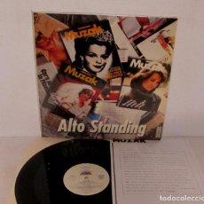 Discos de vinilo: MUZAK - ALTO STANDING / FRACCION RADICAL - MAXI SINGLE 3 TEMAS - NEONDANZA 1986 SPAIN + CARTA PROMO. Lote 140846794