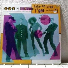 Discos de vinilo: CUT AND MOVE . Lote 140848426