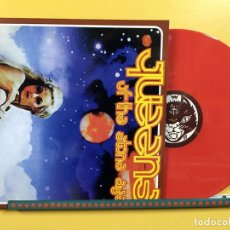 Discos de vinilo: QUEENS OF THE STONE AGE LP VINILO DE COLOR ROJO PORTADA ABIERTA COLECCIONISTA MUY RARO. Lote 140849054