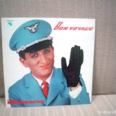 Discos de vinilo: ORQUESTA MONDRAGON - BON VOYAGE - EMI ODEON 1980 - MBE. Lote 140849706