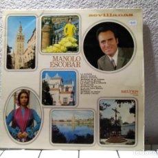 Discos de vinilo: MANOLO ESCOBAR . Lote 140851834