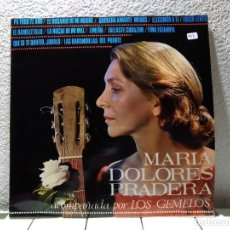Discos de vinilo: MARÍA DOLORES PRADERA . Lote 140852506