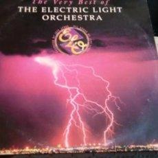 Discos de vinilo: THE ELECTRIC LIGHT ORCHESTRA - THE VERY BEST OF - EPIC DE - CBS - ESPAÑOL - 2 LP´S .. Lote 140855978