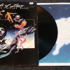Discos de vinilo: THE STEVE MILLER BAND - CIRCLE OF LOVE - LP DE MERCURY - PRIMERA EDICION ESPAÑA DE 1981. Lote 140856654