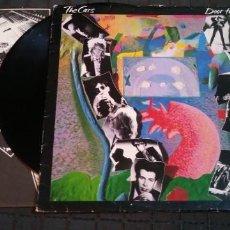 Discos de vinilo: THE CARS - DOOR TO DOOR - LP DE CON LETRAS - ELECTRA-CBS - ESPAÑA 1987 . Lote 140864286