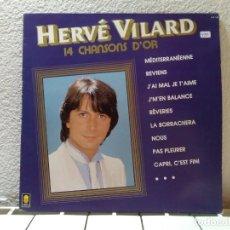 Discos de vinilo: HERVE VILARD . Lote 140864702