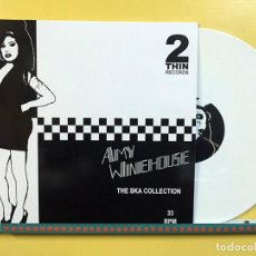 Discos de vinilo: AMY WINEHOUSE LP THE SKA COLLECTION VINILO COLOR BLANCO RAREZAS COLECCIONISTA. Lote 140866222