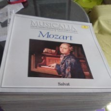 Discos de vinilo: LOTE. 100 LPS COLECCION COMPLETA. MUSICALIA. LOS MIL MEJORES FRAGMENTOS DE LA MUSICA CLASICA.. Lote 140867230
