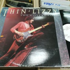 Discos de vinilo: THIN LIZZY DOBLE LP THE COLLECTION 1985 CARPETA DOBLE. Lote 140867710