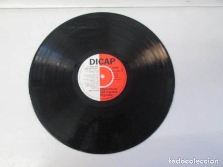 Discos de vinilo: QUILAPAYUN. 4 LP VINILO. EL PUEBLO UNIDO JAMAS SERA VENCIDO. CANTATE POPULAIRE. CUECA DE LA LIBERTAD - Foto 30 - 175631408