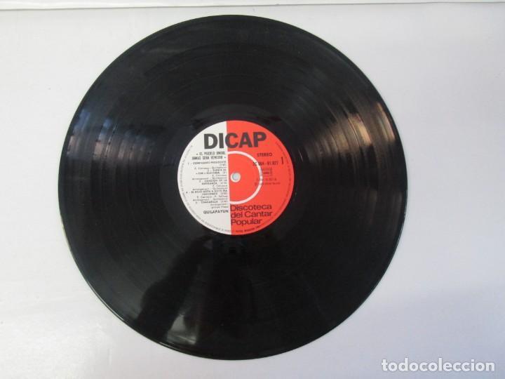 Discos de vinilo: QUILAPAYUN. 4 LP VINILO. EL PUEBLO UNIDO JAMAS SERA VENCIDO. CANTATE POPULAIRE. CUECA DE LA LIBERTAD - Foto 32 - 175631408