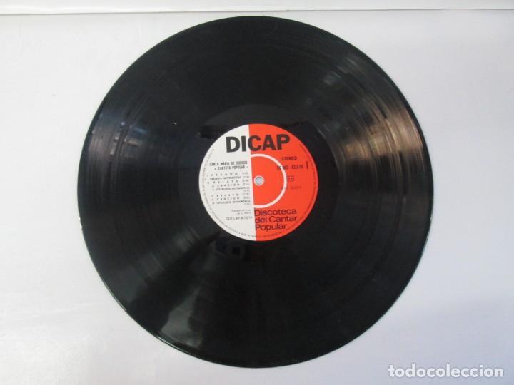 Discos de vinilo: QUILAPAYUN. 4 LP VINILO. EL PUEBLO UNIDO JAMAS SERA VENCIDO. CANTATE POPULAIRE. CUECA DE LA LIBERTAD - Foto 4 - 175631408
