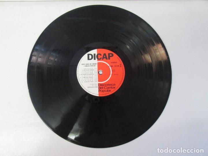 Discos de vinilo: QUILAPAYUN. 4 LP VINILO. EL PUEBLO UNIDO JAMAS SERA VENCIDO. CANTATE POPULAIRE. CUECA DE LA LIBERTAD - Foto 6 - 175631408
