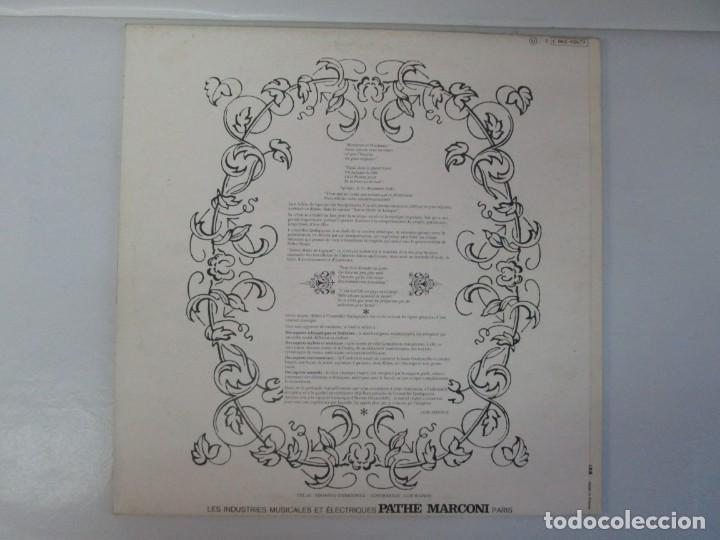 Discos de vinilo: QUILAPAYUN. 4 LP VINILO. EL PUEBLO UNIDO JAMAS SERA VENCIDO. CANTATE POPULAIRE. CUECA DE LA LIBERTAD - Foto 8 - 175631408