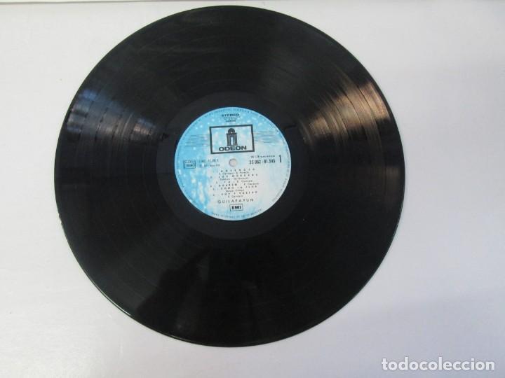 Discos de vinilo: QUILAPAYUN. 4 LP VINILO. EL PUEBLO UNIDO JAMAS SERA VENCIDO. CANTATE POPULAIRE. CUECA DE LA LIBERTAD - Foto 11 - 175631408