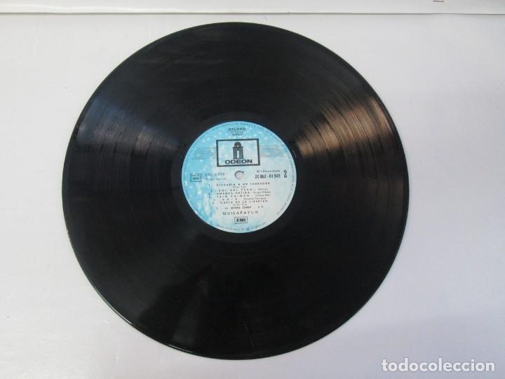 Discos de vinilo: QUILAPAYUN. 4 LP VINILO. EL PUEBLO UNIDO JAMAS SERA VENCIDO. CANTATE POPULAIRE. CUECA DE LA LIBERTAD - Foto 13 - 175631408