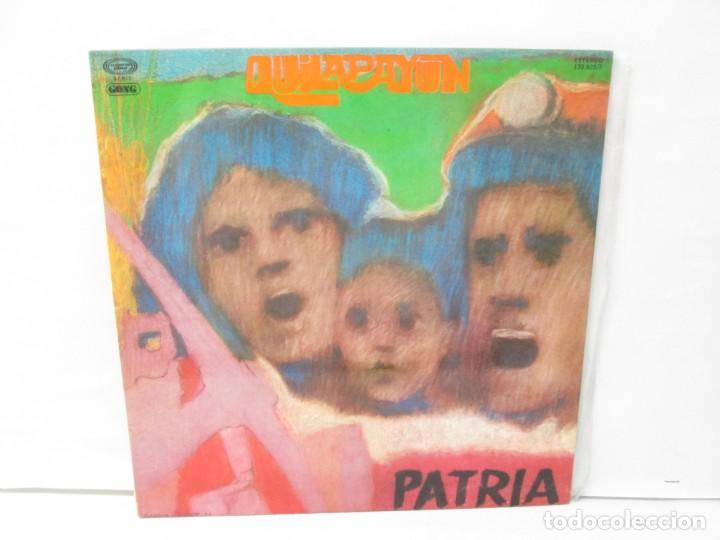 Discos de vinilo: QUILAPAYUN. 4 LP VINILO. EL PUEBLO UNIDO JAMAS SERA VENCIDO. CANTATE POPULAIRE. CUECA DE LA LIBERTAD - Foto 16 - 175631408