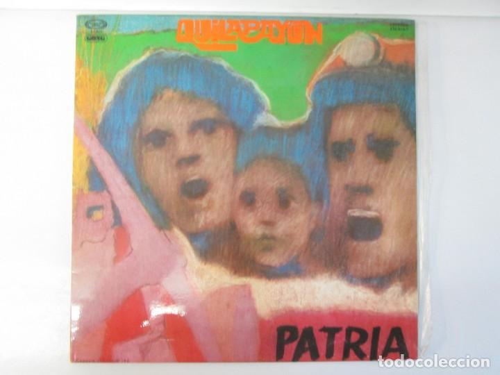 Discos de vinilo: QUILAPAYUN. 4 LP VINILO. EL PUEBLO UNIDO JAMAS SERA VENCIDO. CANTATE POPULAIRE. CUECA DE LA LIBERTAD - Foto 17 - 175631408
