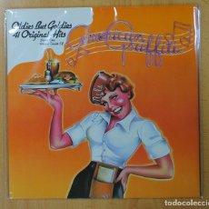 Discos de vinilo: VARIOS - 41 ORIGINAL-HITS FROM THE SOUND TRACK OF AMERICAN GRAFFITI - 2 LP. Lote 140877313