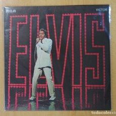 Discos de vinilo: ELVIS PRESLEY - ELVIS - LP. Lote 140877612