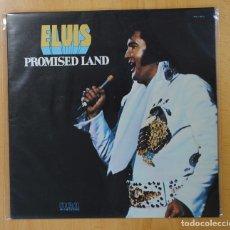 Discos de vinilo: ELVIS - PROMISED LAND - LP. Lote 140877897