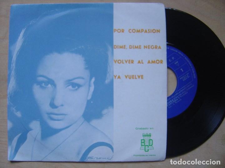 ORQUESTA FANTASIA Y NARBO - POR COMPASION - EP PROMOCIONAL 1971 - BCD (Música - Discos de Vinilo - EPs - Grupos Españoles 50 y 60)