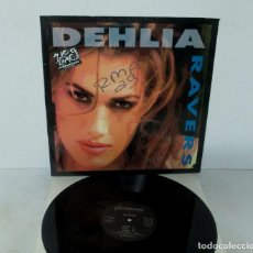 Disques de vinyle: RAVERS - DEHLIA + VOCAL SNIPS - MAXI SINGLE - CONTRASEÑA RECORDS 1993 RUTA VALENCIA TEMAZOS. Lote 140889834