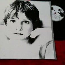 Discos de vinilo: U2 - BOY ..LP DE 1980 - 1ª EDICION GERMANY - COMO NUEVO. Lote 140896410