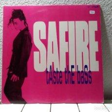Discos de vinilo: SAFIRE . Lote 140906966