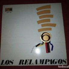 Discos de vinilo: LOS RELAMPAGOS. Lote 140909142