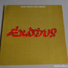 Discos de vinilo: BOB MARLEY AND THE WAILERS - EXODUS. Lote 143942957