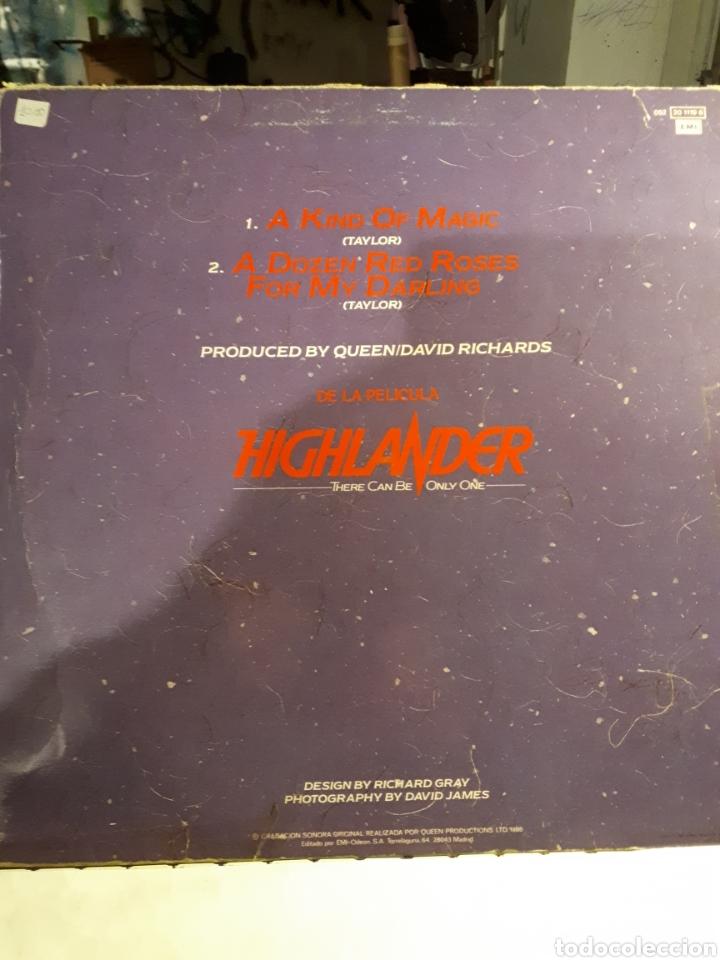 Discos de vinilo: Queen-a Kinder Of Magic (Extended Versión) - Foto 2 - 140909900