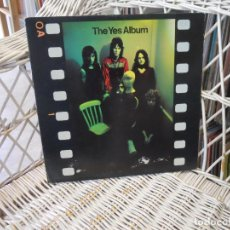 Discos de vinilo: YES – THE YES ALBUM .LP ORIGINAL USA 1971.CARPETA ABIERTA.SELLO ATLANTIC. Lote 140911102