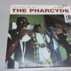 Discos de vinilo: THE PHARCYDE- PASSION ME BY . REF 86. Lote 140913766