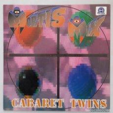 Discos de vinilo: MAXI / CABARET TWINS / MORTIS MIX. Lote 140915102