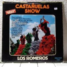 Discos de vinilo: CASTAÑUELAS SHOW. Lote 140919166