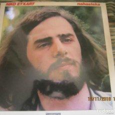 Disques de vinyle: NIKO ETXART - NAHASTEKA LP - ORIGINAL ESPAÑOL - MOVIEPLAY 1979 CON ENCARTE INTERIOR - MUY NUEVO(5). Lote 140919754